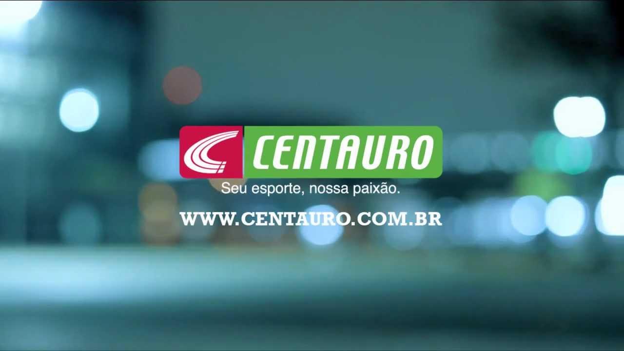 """""""Loja Centauro - Seu Esporte, nossa Paixão"""""""