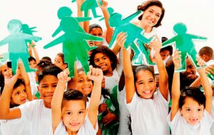 Marketing social - Criança Esperança