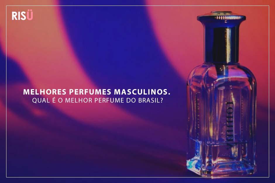 Melhores Perfumes Masculinos