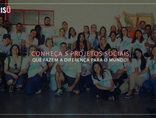 Projetos Sociais