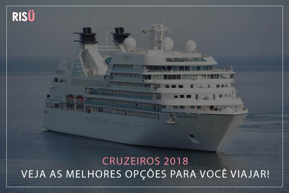 Cruzeiros 2018 | Viaje mais barato!